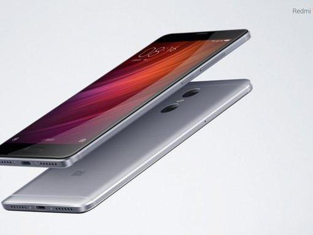 Xiaomi Redmi Pro Meluncur dengan Dual Kamera