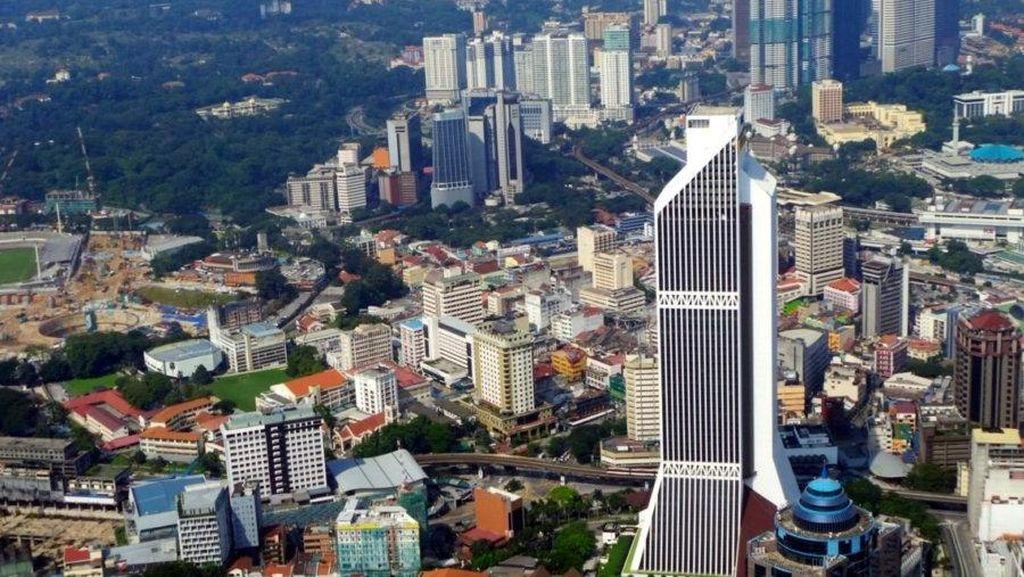 Pemandangan Menakjubkan dari Puncak Menara Kuala Lumpur