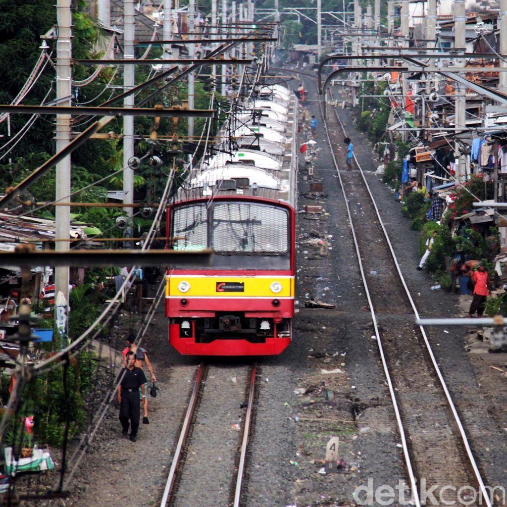 Sempat Terganggu, KRL Jalur Jakarta Kota-Bekasi Kembali Normal