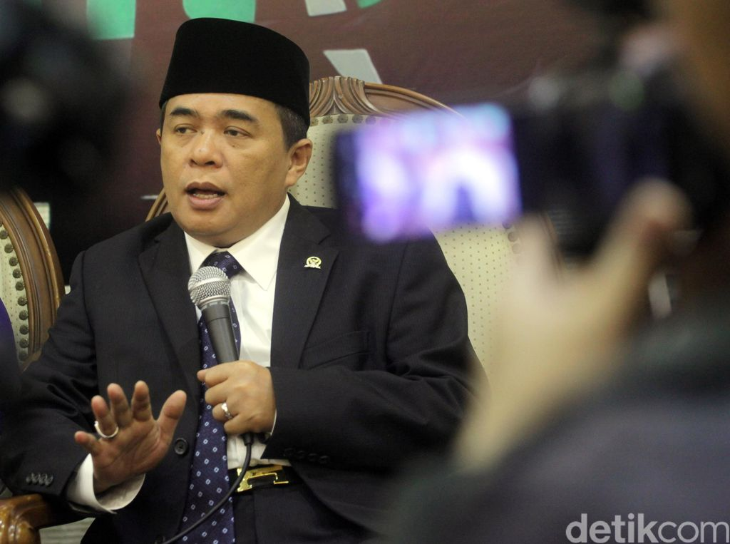 Speaker Munaslub Bocor, Terdengar Akom Deklarasi Dukung Airlangga