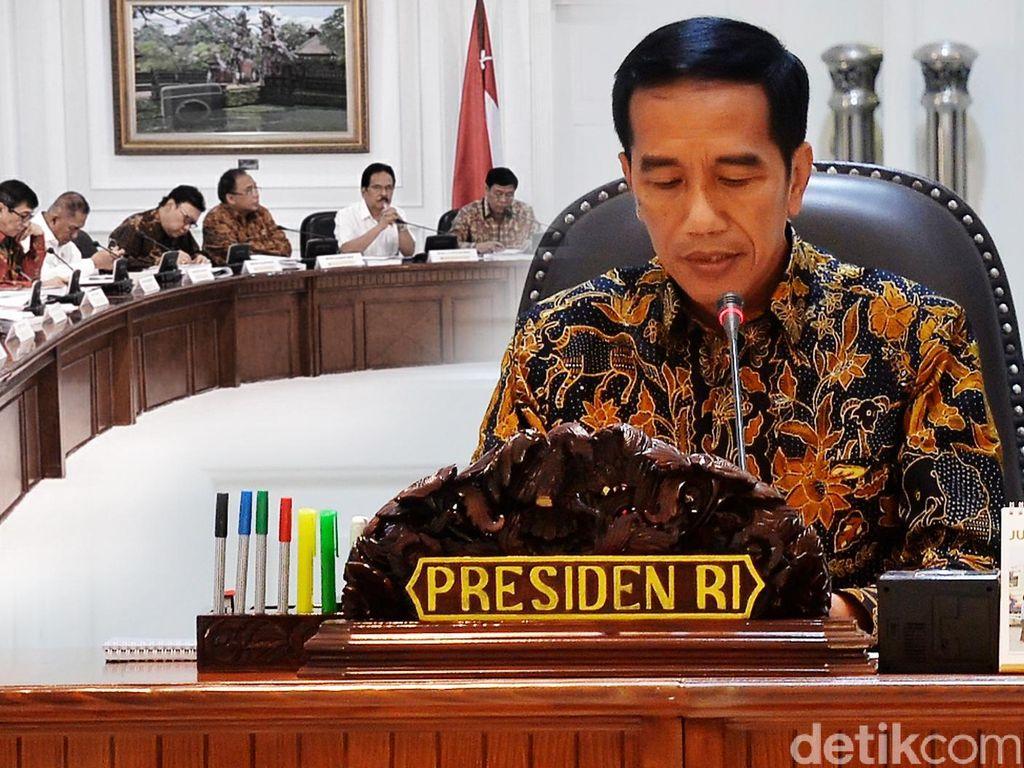 Menanti Kabar Reshuffle Kabinet Jilid 2 oleh Jokowi