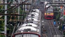 Jumlah Penumpang di Stasiun Juanda Naik 4 Kali Lipat Usai Aksi 2 Desember