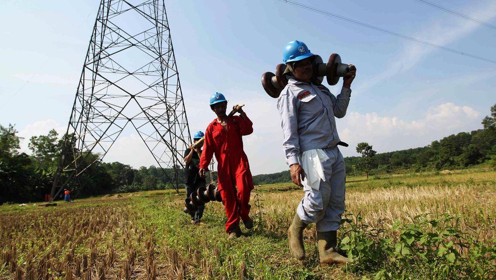 Belum Berlistrik, PLN Bangun Jaringan ke Sungai Mandau Riau