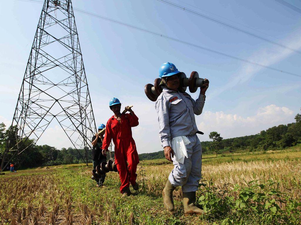 Pemerintah Jamin Utang PLN di Proyek 35.000 MW