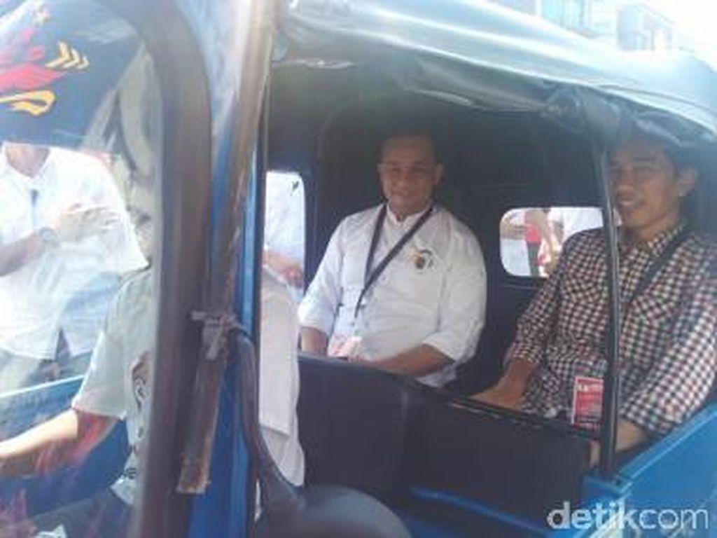Jokowi-Anies, Mungkinkah?