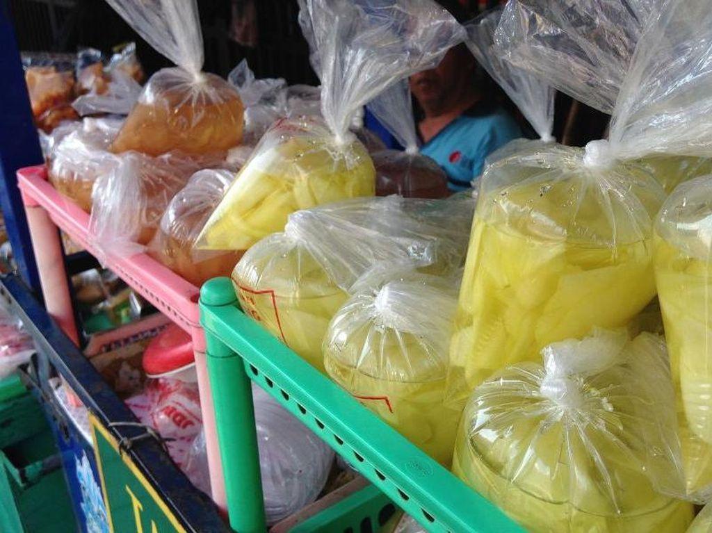 Es Pala dan Bir Kocok, Minuman Segar dari Kota Hujan Bogor