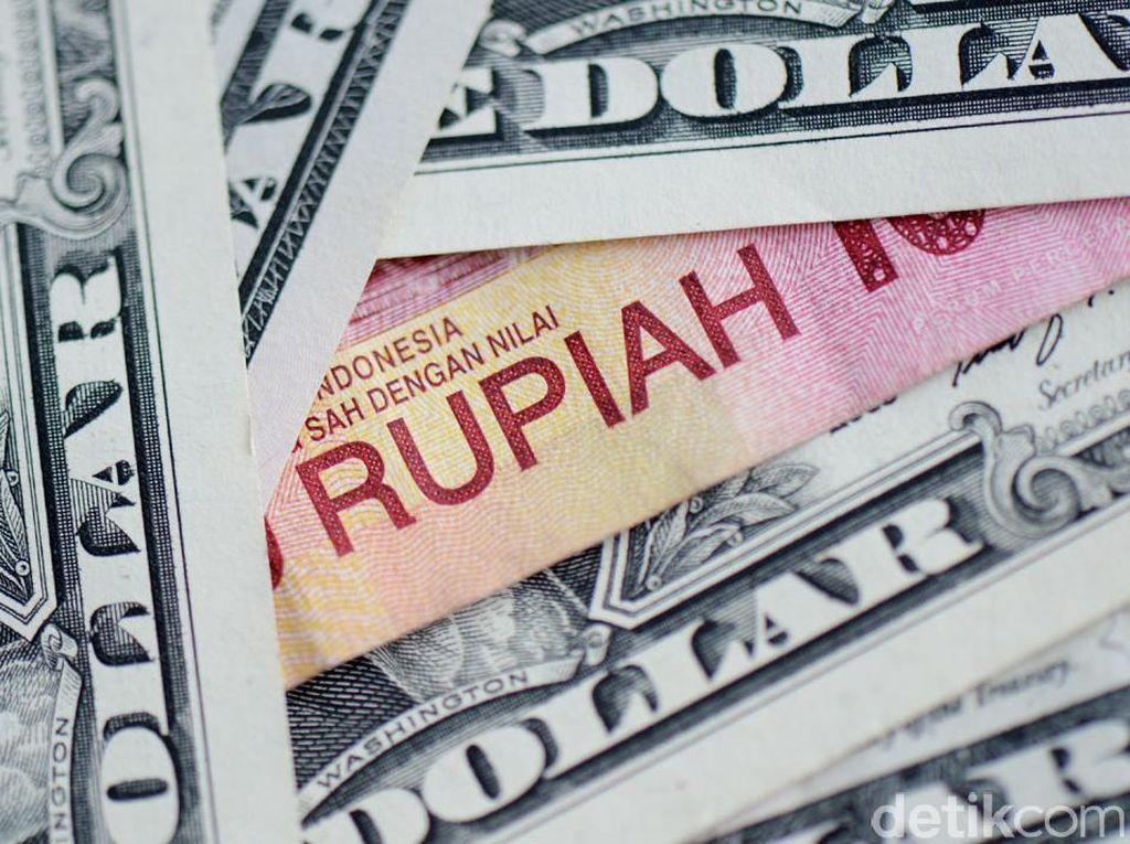Dolar AS Kini Kurang 25 Poin dari Rp 14.000