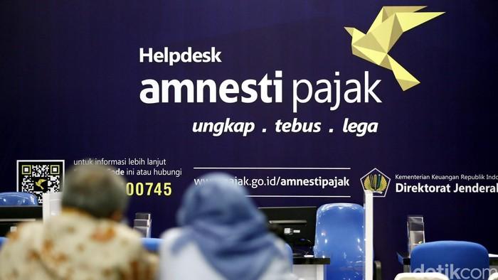 Tax Amnesty Pajak