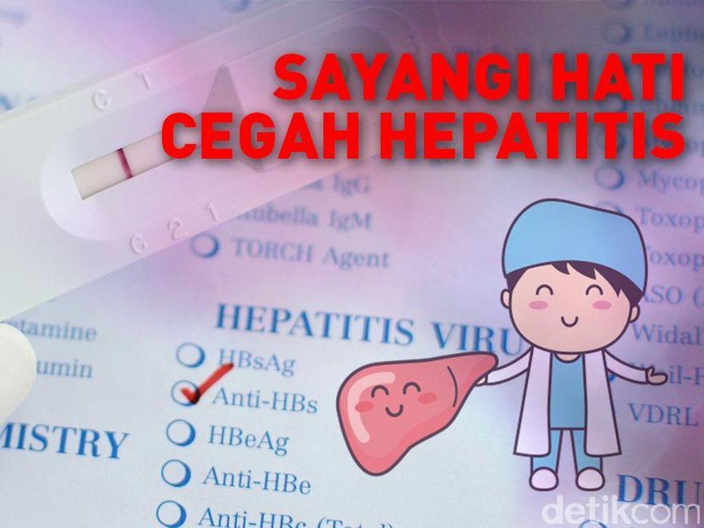Dekat dengan Keseharian, Ragam Faktor Risiko Penyebab Hepatitis (1)