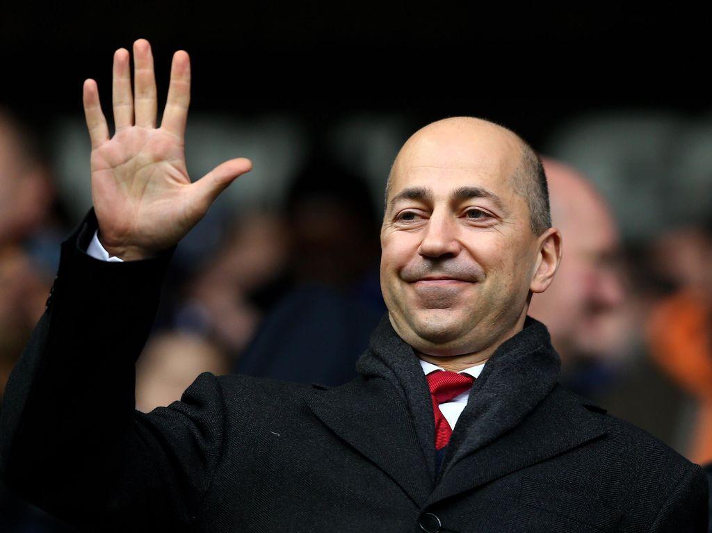 Tinggalkan Arsenal, Ivan Gazidis Gabung AC Milan