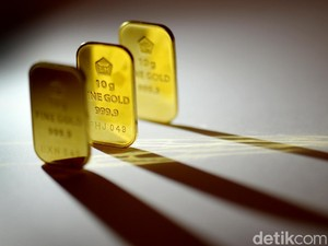 Ternyata Bukan Tertipu, RD Malah Nipu Bank dengan Emas 59 Kg Palsu