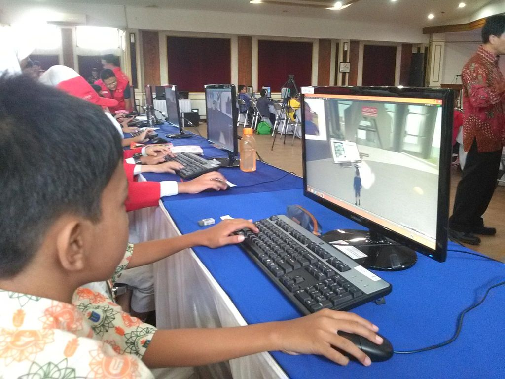 Festival Animasi Internasional Kembali Digelar di Cimahi