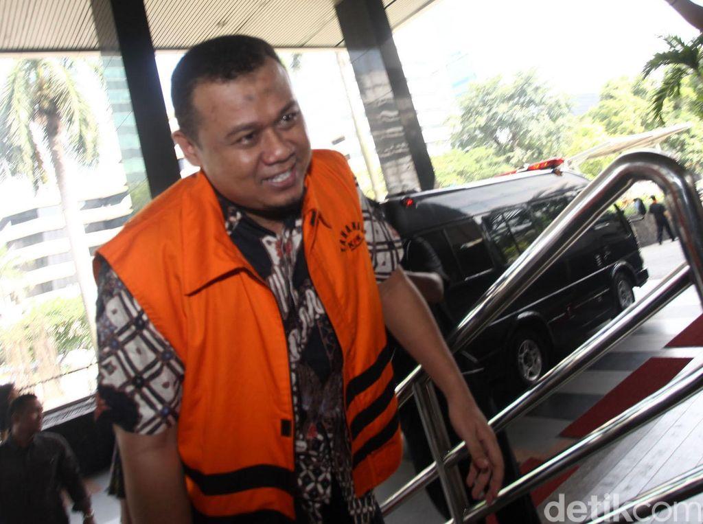 KPK Kembali Periksa Bupati Nonaktif Subang
