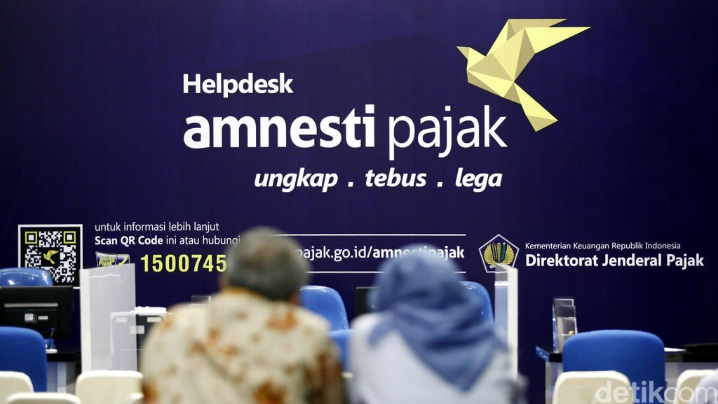 Periode II Tax Amnesty Sisa 2 Pekan, Ini Realisasi 1 Oktober-20 Desember 2016