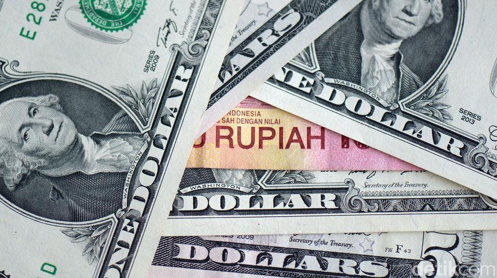Makin Perkasa, Dolar AS Dekati Level Rp 13.400