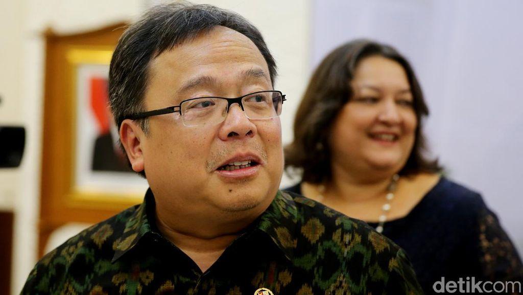 Gagal Jadi Presiden IFAD, Bambang Brodjonegoro Tetap Kepala Bappenas