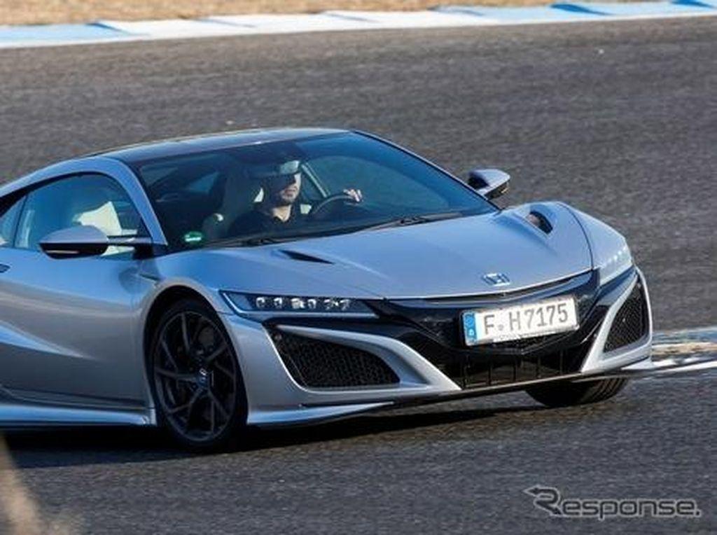 Honda Acura NSX, HPM: Tunggu Kejutannya
