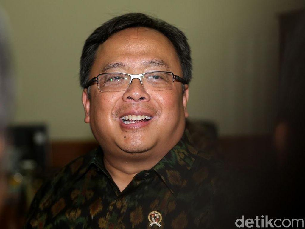 Kandidat Kepala Otorita Ibu Kota Baru, Ini Profil Bambang Brodjonegoro