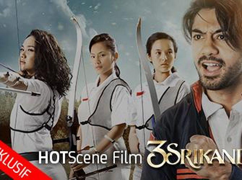 Ini HOT Scene Film 3 Srikandi!