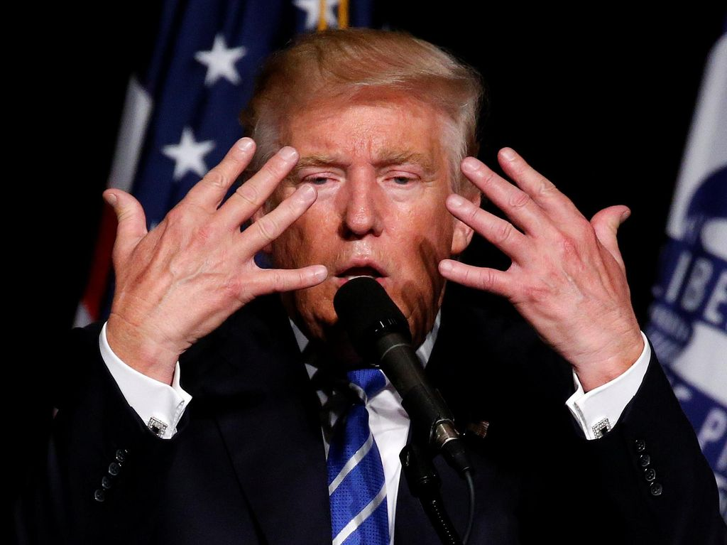 Bersama NATO dan Timur Tengah, Donald Trump Akan Kalahkan Terorisme