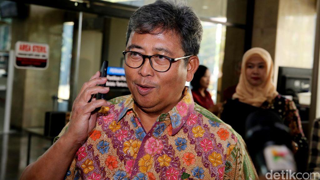 Jampidsus Arminsyah Sambangi KPK