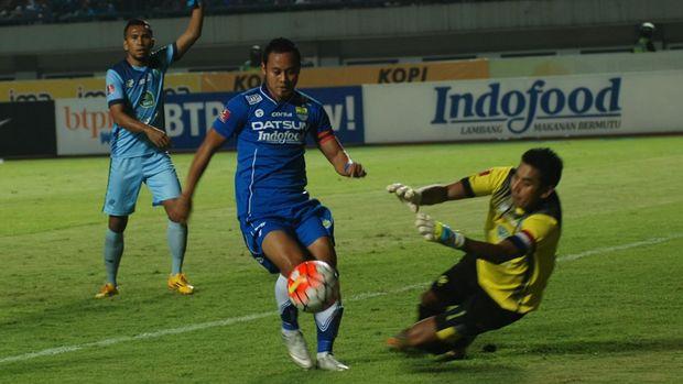 Membela Persib Bandung selalu menjadi impian Atep.