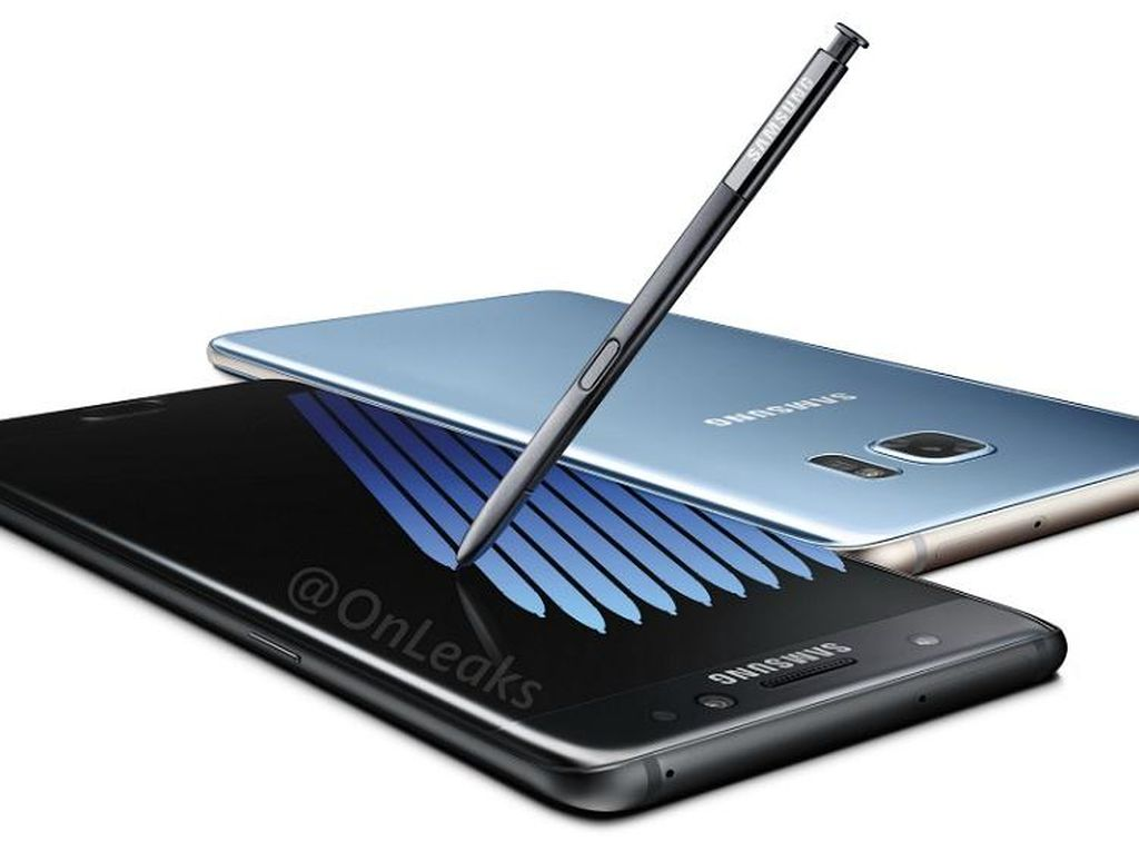S Pen Galaxy Note 7 Punya Tiga Fitur Keren