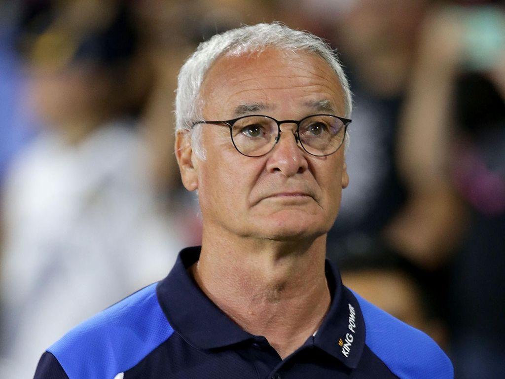 Ini Komentar Ranieri Usai Leicester Kalah Telak dari PSG