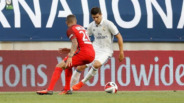 Madrid: Tak Ada Benzema, Morata pun Jadi