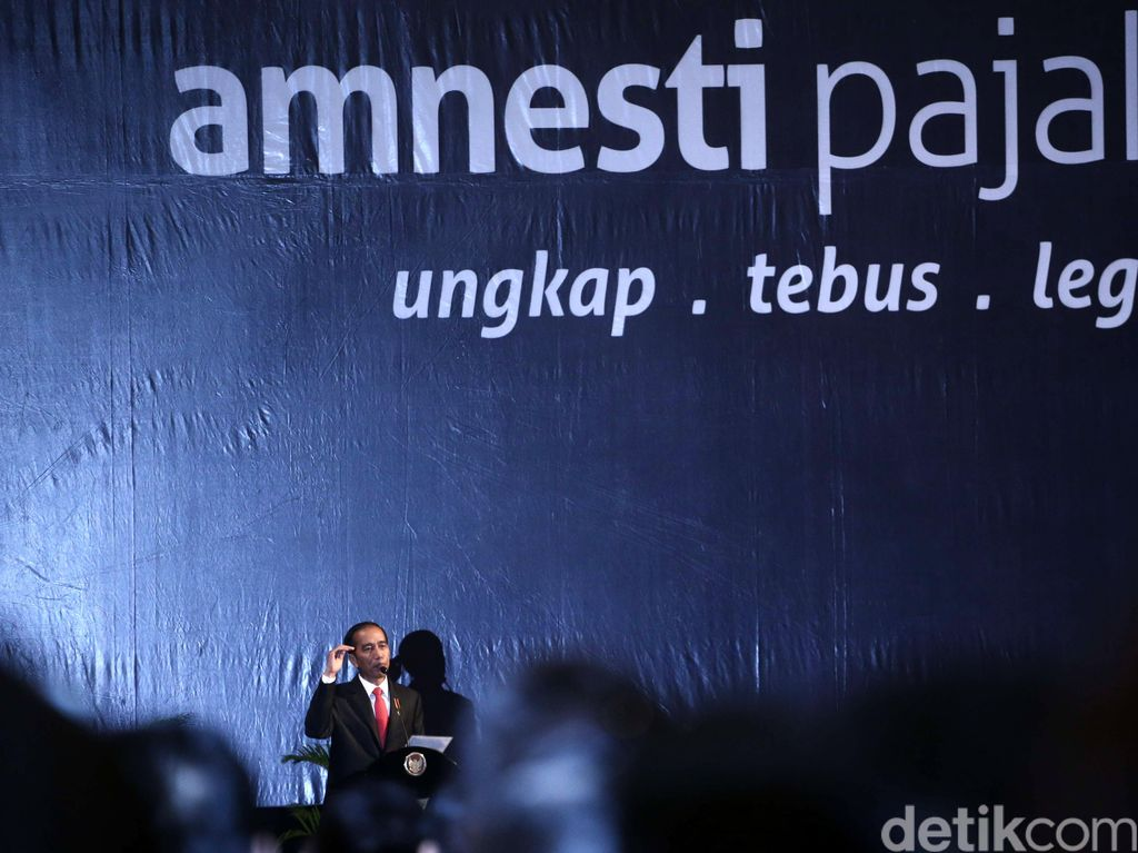 Tak Semua Pengusaha Boleh Ikut Tax Amnesty Jilid II