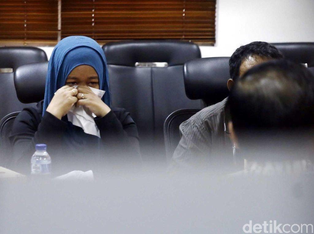 Istri Korban Sandera Abu Sayyaf Datangi Kemenlu