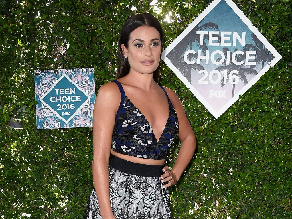 Bukan Hanya Demi Langsing, Ini Sebab Lain Lea Michele Rajin Olahraga
