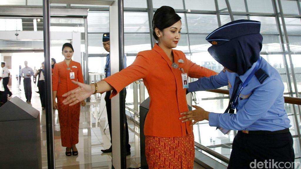 Terminal 3 Ultimate Lakukan Simulasi Pelayanan