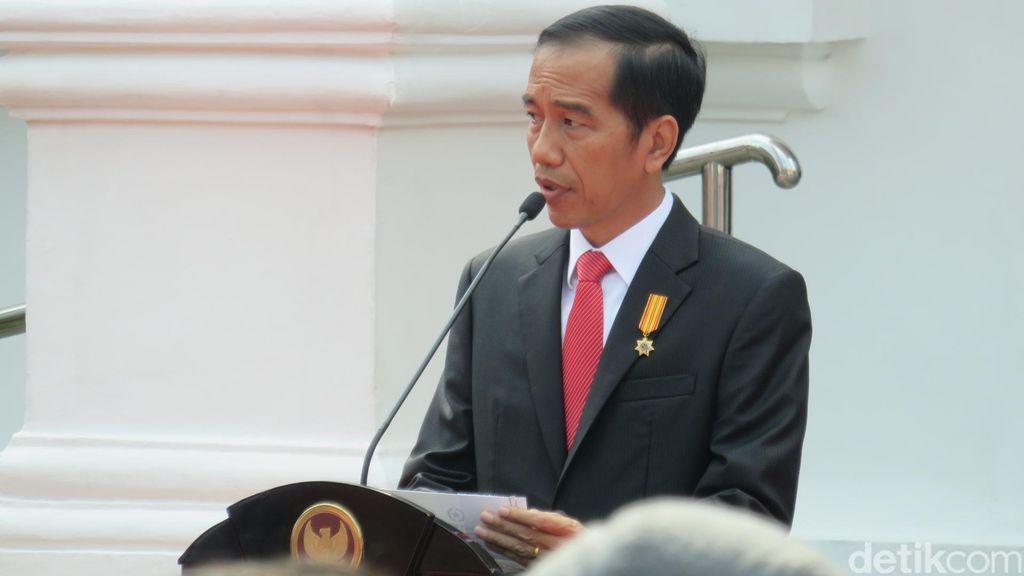 Jokowi: Anggaran 2017 Untuk Program Prioritas