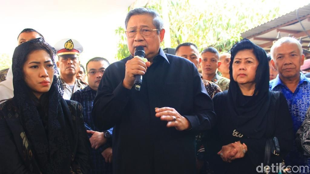 Duka SBY untuk Mike Mohede, Putra Mulan Jameela dan Ahmad Dhani