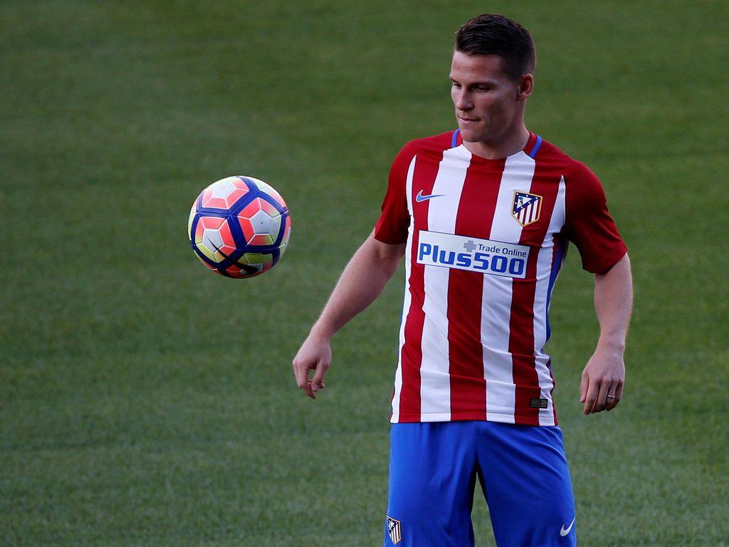 Aktivitas Transfer Atletico Telah Selesai