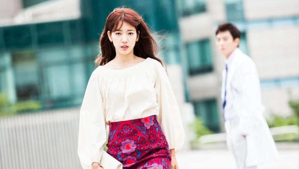 Cara Diet Park Shin Hye Agar Menjadi Langsing di Serial Doctors