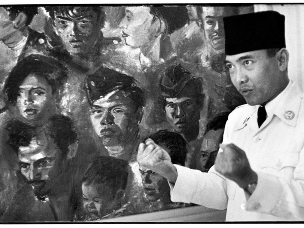 Kisah Sukarno Ingin Ganti Olahraga Kasti dengan Pencak Silat