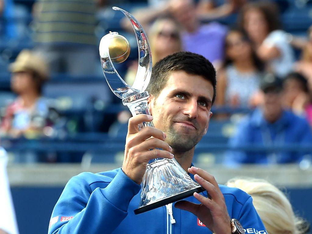 Djokovic Juara di Rogers Cup