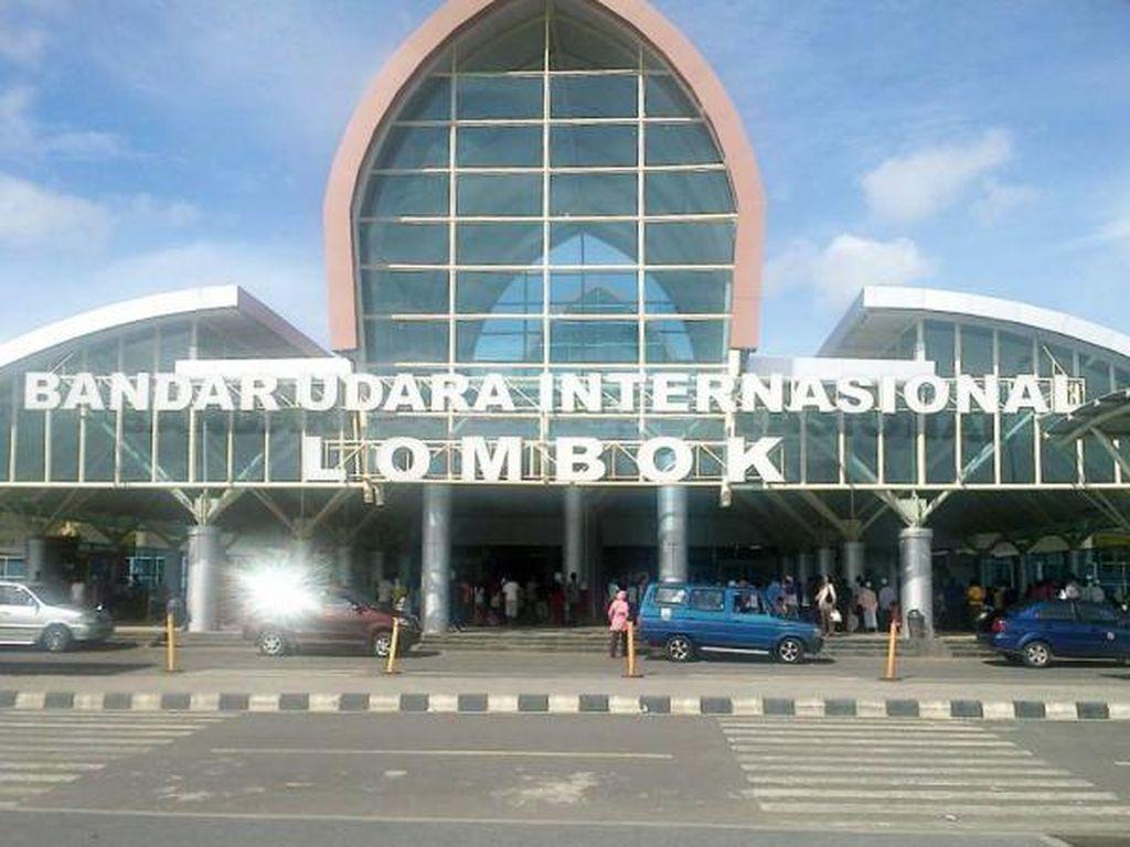 Percantik Bandara Lombok, AP I Gelontorkan Rp 205 Miliar