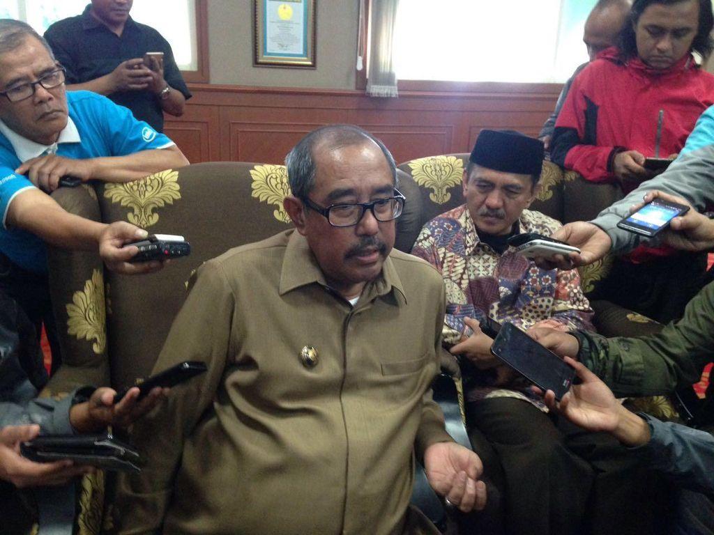KPK Tunggu Proses Kemo Bupati Bandung Barat di RS Borromeus