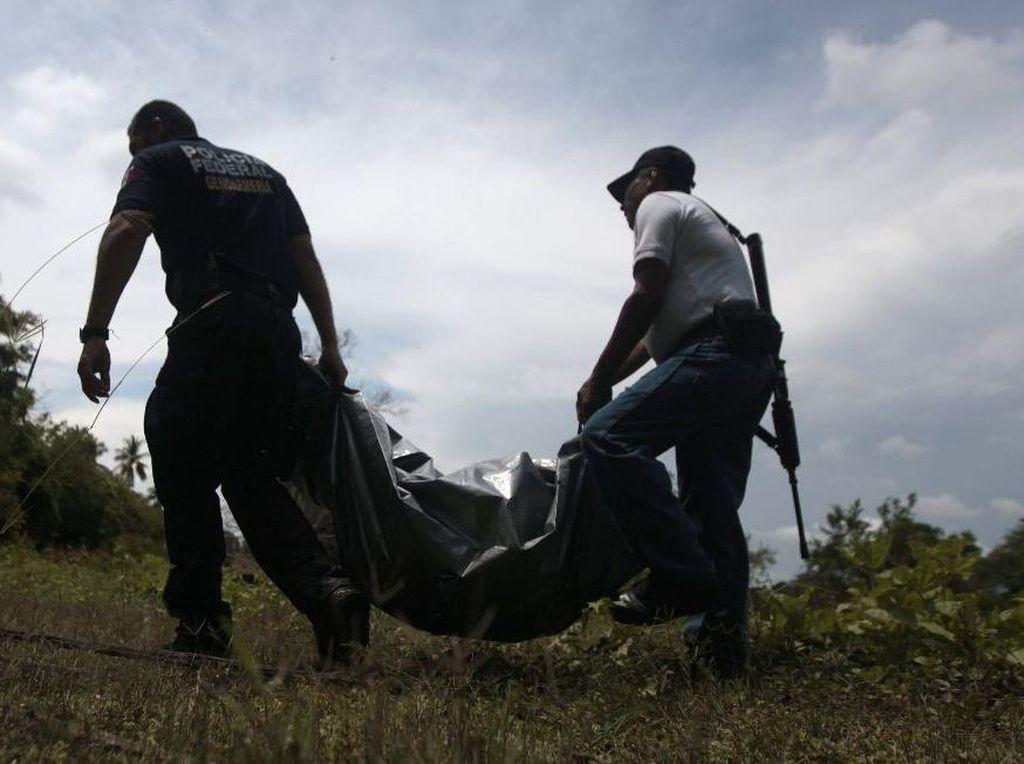 29 Jasad Ditemukan dalam Kantong Plastik yang Dibuang ke Sumur di Meksiko