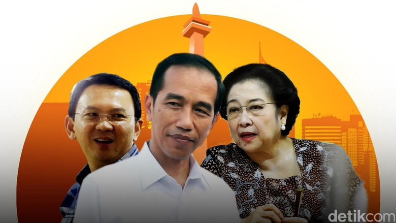 Ini Isi Lengkap Surat Terbuka untuk Jokowi dan Mega terkait Gerakan Tolak Ahok