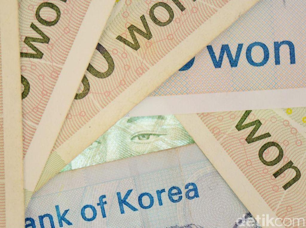 Bank Sentral Korea Bakar Uang Tunai Cegah Penyebaran Corona