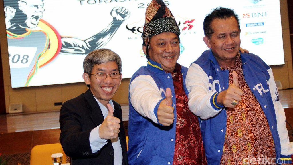 Toraja Marathon 2016 Siap Digelar