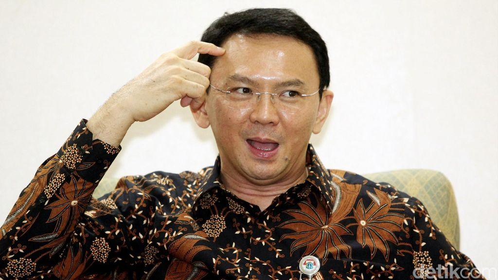 Soal Cawagub Idaman, Ahok: Raisa Kader PDIP Bukan?