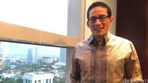 Jadi Bakal Cagub DKI Gerindra, Sandiaga Uno: Saya Ini Entrepreneur