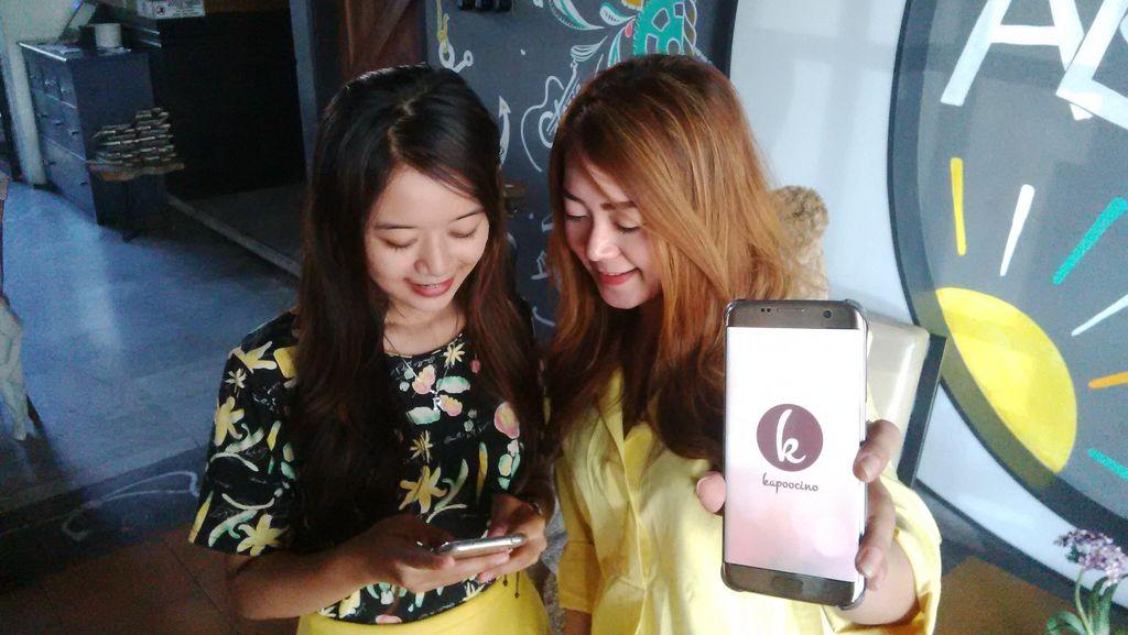Kapoocino, Media Sosial Berbasis Kuis Buatan Arek Suroboyo