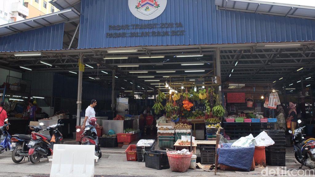 Chow Kit, Pasar Ala Indonesia di Kuala Lumpur