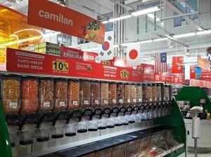 Promo Camilan Renyah Kiloan di Transmart Carrefour